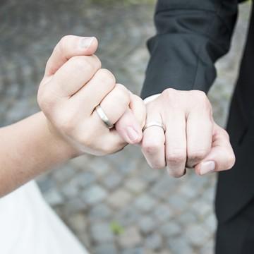 Hochzeitssaison.