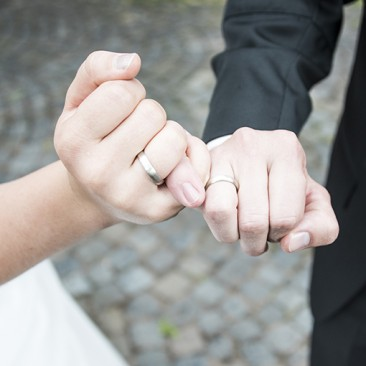 Hochzeit.