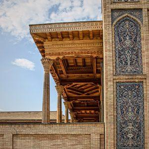 Usbekistan.
